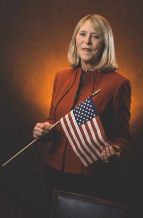 Delaware State Representative Debra Hudson