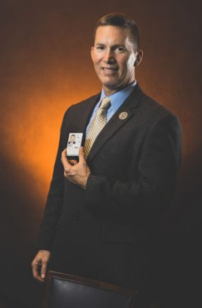 Delaware State Representative Quinton Johnson