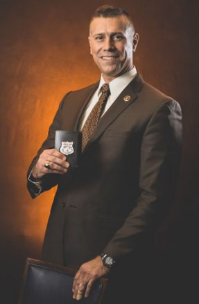 Delaware State Representative Stephan Smyk