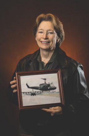 Delaware Adjutant General Carol Timmons